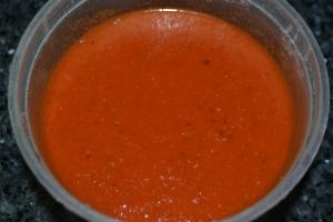 pureed sauce